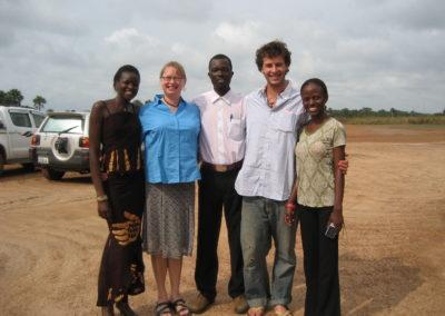 Africa ELI Staff